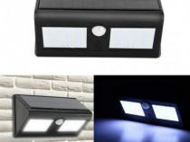 Lampa cu LED Dubla solara si senzor de miscare 40 x LED C251