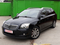 Toyota Avensis 2007, 177 cp, Navi mare color, Import German