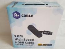 Cablu HDMI High Speed 10m.