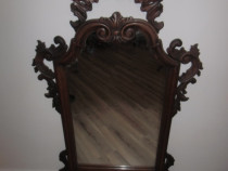 Oglinda din lemn masiv 126x 77 cm