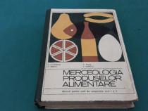 Merceologia produselor alimentare* manual școli cooperație