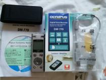 Ultimul model Olympus DM-770 reportofon profesional ca nou