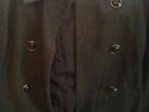 Palton de dama gros xl modern material fin la pret afisat
