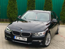 Bmw 320 f30 /2.0d 160cp/fabr 2013/luxuryedition/automat