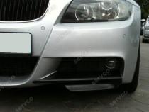 Set splittere splitere bara fata BMW E90 E91 2005-2009 v3
