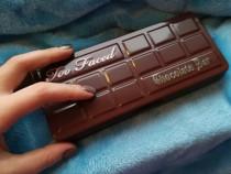 Set trusa machiaj / make up profesionala too faced chocolate
