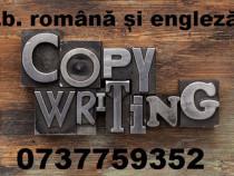 Servicii publicitare, advertising, copywriting