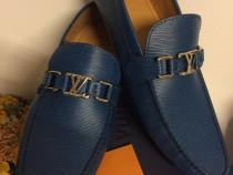 Mocasini men Louis Vuitton,Hockenheim epi leather,produs ori