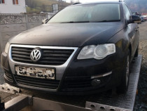 Dezmembram VW Passat B6 break an fab 2007 motor 2,0 BKP