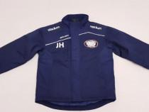 Jacheta sport, geaca hockey toamnă/iarnă Bauer, mărimea XS.