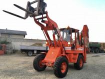 Buldoexcavator - vola FAI 590