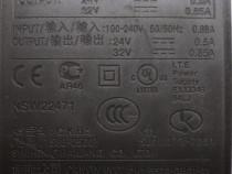Alimentator Original Imprimanta CANON 24V-0,5A si 32V-0,85A