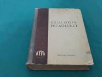 Geologia petrolului/ m.f. mircinc/ 1950