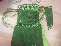 Costum bellydance, costum oriental, costume de dans