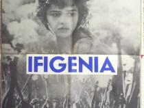 """Afisul filmului """"Iphigenia"""" cu Irene Papas, Kosta Kazakos"""