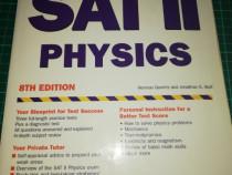 SAT II - Physics - Barron's - 8th Edition - 350 pag