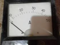 Amperimetru 0-50A alternativ