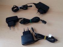 Incarcator original Nokia AC-3E AC-8E subtire si Sagem