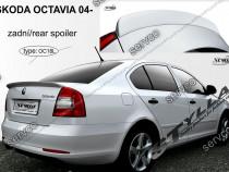 Eleron portbagaj tuning sport Skoda Octavia 2 RS 04-13 v9