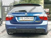 Difuzor Aero Mpachet BMW E90 E91 pt bara pachet M 05-09 v1