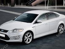 Prelungire lip tuning sport bara fata Ford Mondeo Mk4 FL v2