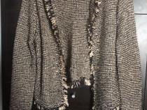 Cardigan scurt, pulover H&M
