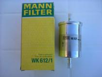 Filtru benzina Mann WK 612/1 pt. DACIA LOGAN 1,4 si 1,6 16v