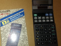 Calculator solar stiintific de buzunar Citizen +Bonus