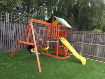 Loc de joaca copii model 1, complex de joaca copii
