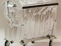 Container zincat la cald de 1100L