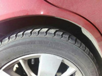 Jante 5×100 pe 17 Rover 75 MG ZT anvelope iarna noi golf 4