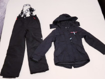 Costum iarnă, urban,ski woxo & cross, mărimea 146-150 sau xs