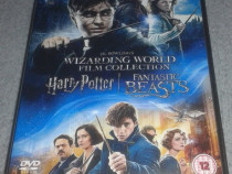Harry potter years 1 - 7b si fantasctic beasts nou!! sigilat