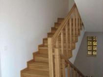 Trepte scară stejar plinta mobila bucatarie .