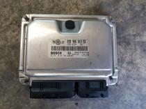 Calculator motor 1.9 tdi, VW Passat, 2003, cod 038906019ER