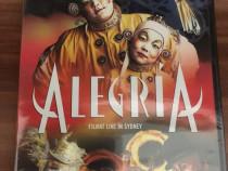 Dvd original Cirque Du Soleil