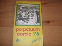 Almanah Perpetuum comic ' 88 ( Urzica ) - format mai mare *
