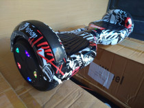 Hoverboard led 1000w new sky nou bluetooth-telecomanda+