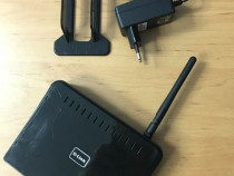 Router internet Dlink DIR-600 Wireless N150 switch