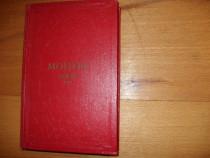 Moliere - Opere vol. 3 ( editia 1956, rara, cartonata ) *