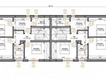 Duplex 120 mp zona cimpului
