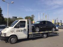 Tractari auto / Platforma / Transport auto /  Service
