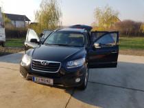 Hyundai Santa Fe 2.2 197cp, 4×4, 7 locuri Euro5