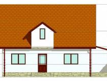 Casa de 120 mp nemobilata 3 camere in Calea Cisnadiei