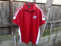 Welsh cymru dragoan tricou rugby original anglia masura xl