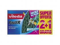 Bureti Power Rivoluzionario Vileda 3 buc 10,5x7x2,5 cm