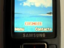 Samsung SGH-E251 (cu baterie si incarcator)