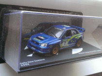 Macheta Subaru Impreza WRC Rally 2003 - Altaya Raliu 1/43