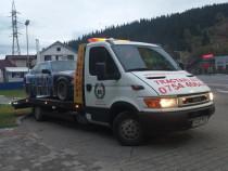 Tractari auto/transport utilaje