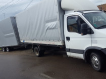 Transport marfa cu autoutilitara 3.5T